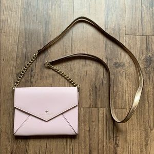 Kate Spade envelope clutch/purse